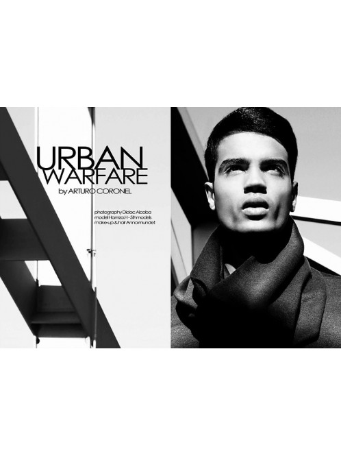 URBAN WARFARE FW 2014 - 15